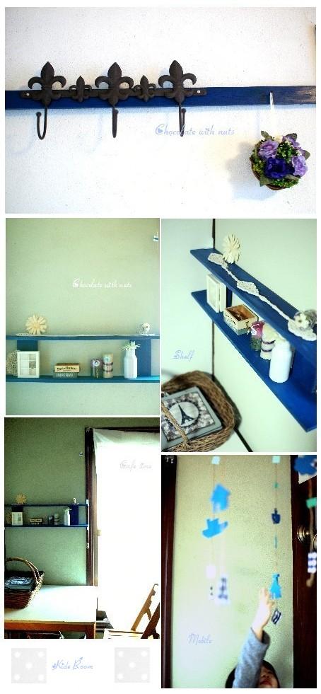 23 子供部屋に青い棚&モビール コラージュ2.jpg